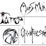 folkzine logo axis mundi tatoo godforsaken