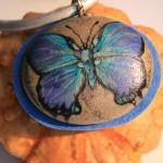 naszyjnik z motylem