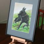 portret psa