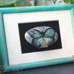 motyl malowany
