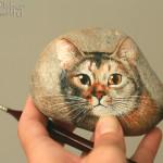 malowany kot