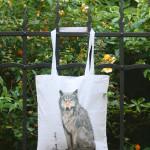 torba z wilkiem